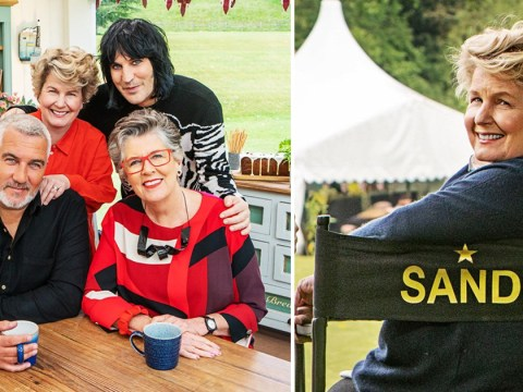 Sandi Toksvig quits The Great British Bake Off after three years