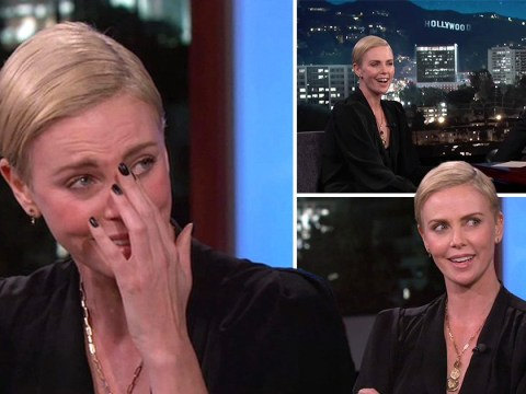 Charlize Theron once 'made out with a man's nose' in the weirdest date ever
