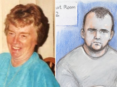 Burglar, 23, admits killing widow, 89, in her own home but denies raping her