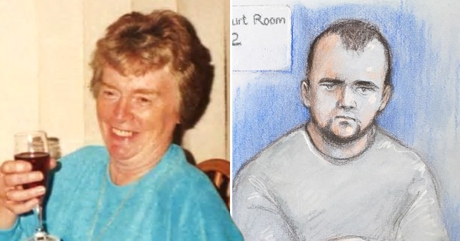 Burglar admitted killing but not raping Dorothy Woolmer