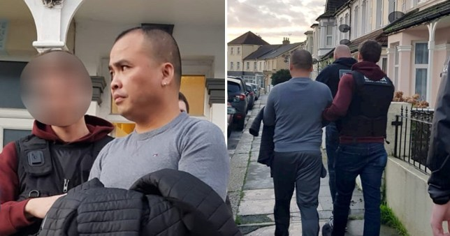 International fugitive behind huge people-smuggling ring is caught in UK