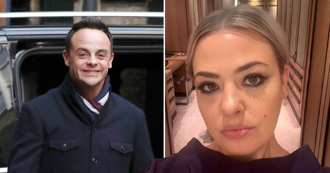 Lisa Armstrong plays 'peacemaker' during 'eight-hour divorce talks with Ant McPartlin'