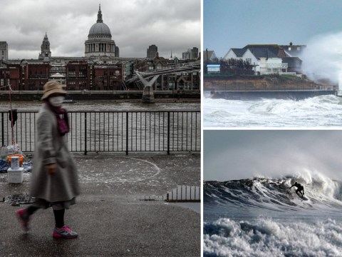 Cold weather warning issued as temperatures set to plunge to -6C