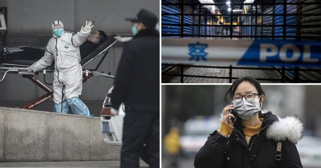 Scale of mystery Chinese virus 'underestimated' amid warnings thousands are infected