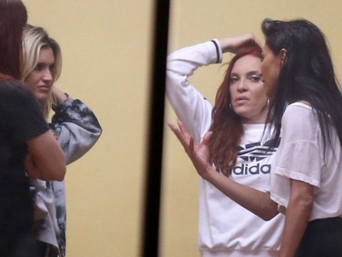 Nicole Scherzinger and Pussycat Dolls have intense discussion amid grueling comeback rehearsals