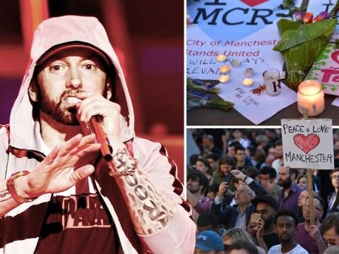 Eminem fans defend rapper following backlash over Manchester bombing lyrics