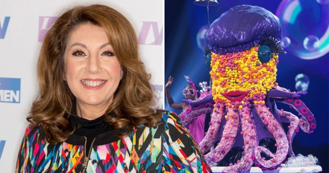 The Masked Singer UK fans are hoping the Octopus is actually Jane McDonald after 'cruise ship' clue