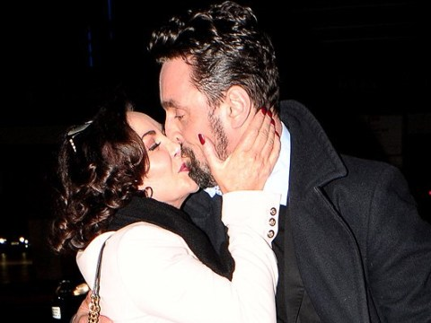 Shirley Ballas and Danny Taylor back at it as they can't keep lips off one another in passionate PDA