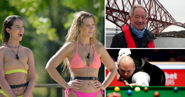 Love Island: Unseen Bits smashed by How Victorians Built Britain and Assassin's Creed in Saturday night ratings