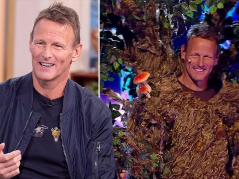 The Masked Singer's Teddy Sheringham reveals wife ordered him to quit show or be 'ridiculed'