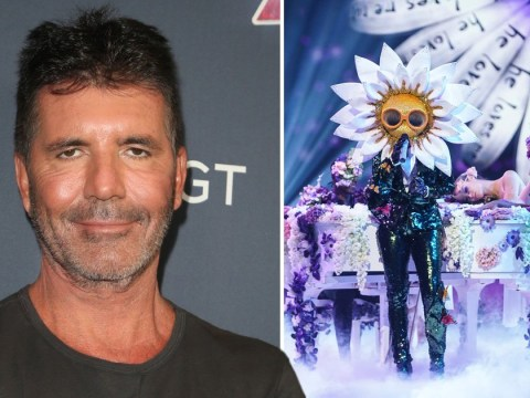 Simon Cowell dismisses The Masked Singer as 'depressing'