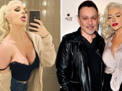 Courtney Stodden reveals she is 'officially divorced' from Doug Hutchison