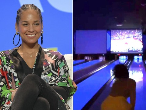 Alicia Keys is one lucky lady as she announces new tour after bowling strike