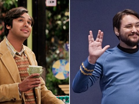 The Big Bang Theory's Kunal Nayyar teases big announcement and Wil Wheaton has a plan…