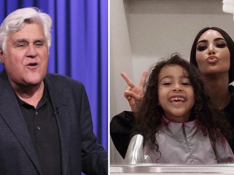 Kim Kardashian reveals she called her daughter North after a joke by Jay Leno