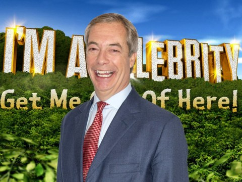 Nigel Farage up for I'm A Celebrity now Brexit is done: 'I'd be on every blooming trial'