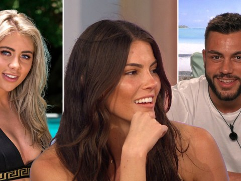 Love Island shocker as Paige Turley suddenly finds herself in trouble thanks to Finley Tapp and Rebecca Gormely