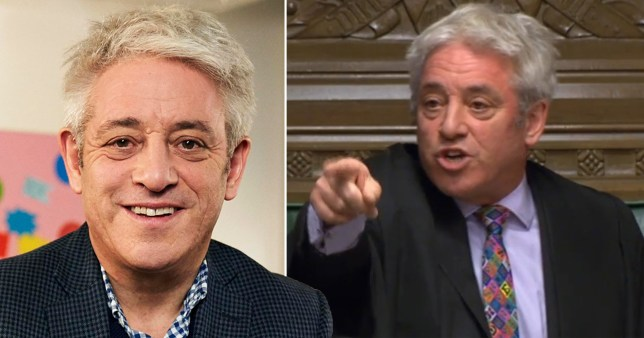 John Bercow has been accused of bullying and humiliating staff by his former most senior official (Picture: PA - Getty)