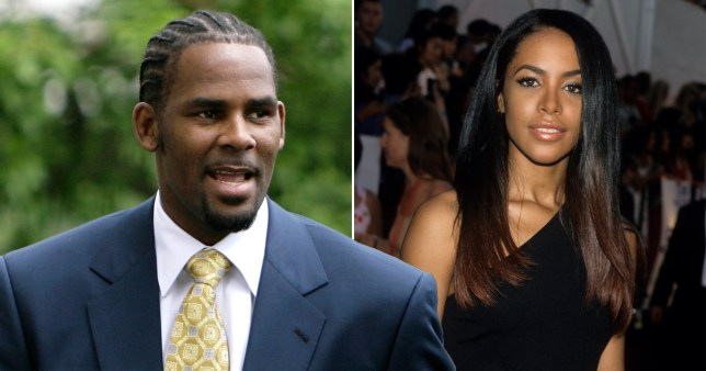 R Kelly 'married Aaliyah to avoid prosecution and stop her testifying against him'