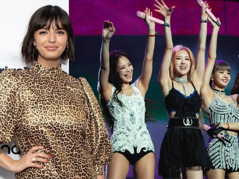 Rebecca Black 'would die' to collaborate with BLACKPINK: 'I would actually sell a limb'