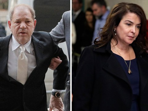 Harvey Weinstein accuser Annabella Sciorra tried to 'fight off' Hollywood producer during alleged rape