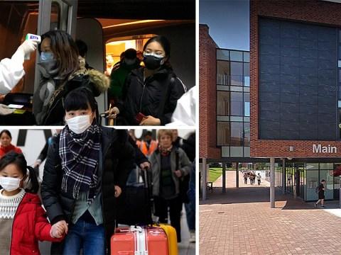 Students returning to UK from China face coronavirus quarantine