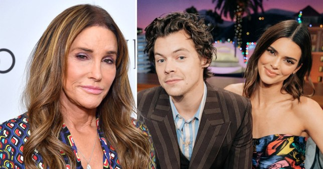 Caitlyn Jenner confirms Harry Styles and Kendall Jenner dated – and wants them to get back together