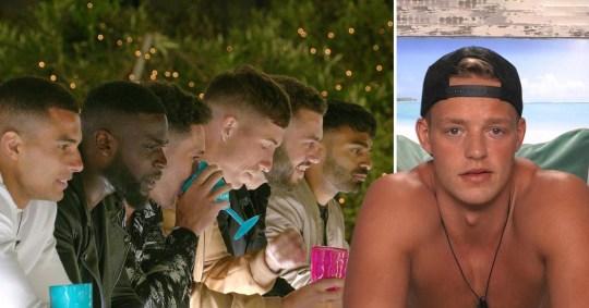 Ollie Williams claims the boys got the norovirus