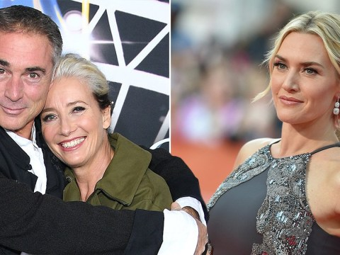Emma Thompson says husband Greg Wise thought Kate Winslet was his future wife