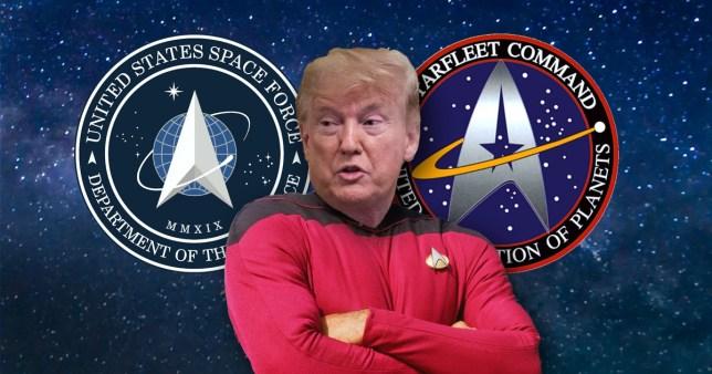 Donald Trump and Star Trek