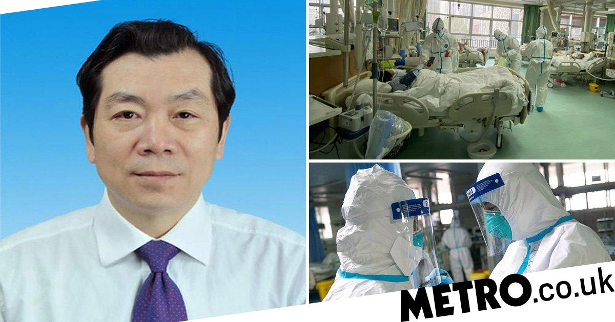 Doctor treating coronavirus patients dies at hospital in China - metro