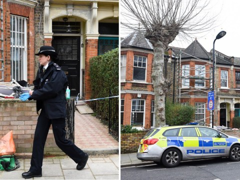 Suspect charged with murder after man in 60s stabbed to death