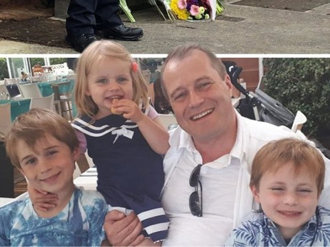 Woman charged over deaths of three children found in their home