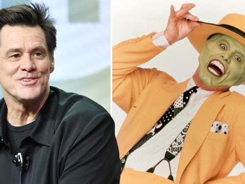 Jim Carrey is up for making a sequel to The Mask and we're so here for it