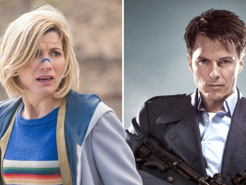 John Barrowman talks shock Doctor Who return and the 'gift' he hopes to give the LGBT community