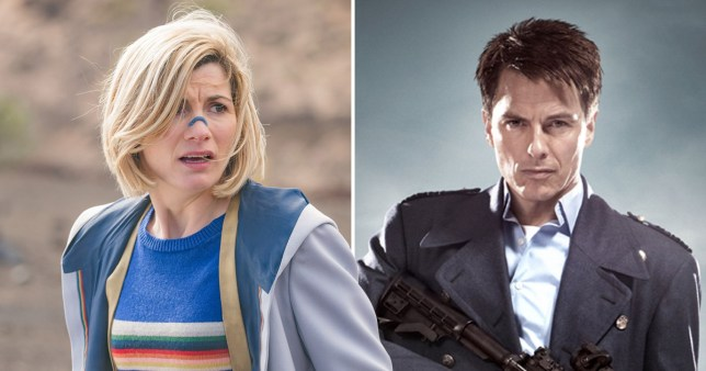 Doctor Who star on shock return and 'gift' he hopes to ...