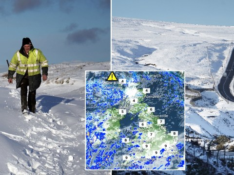 Temperatures to plunge to -10C as Arctic blast brings coldest night of winter