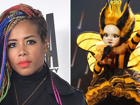The Masked Singer's Kelis reveals Daisy was banned from watching rivals such as Queen Bee and Unicorn perform