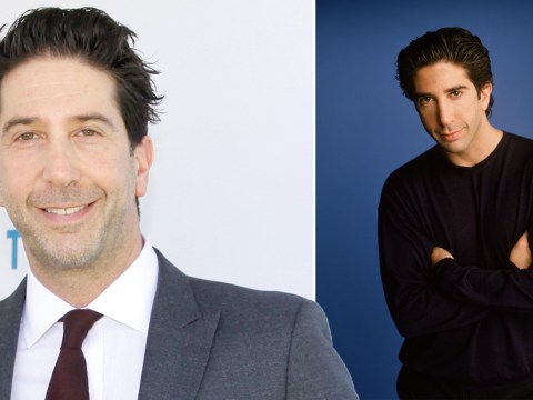 Friends star David Schwimmer spent years campaigning for Ross Geller to date women of colour: 'I was aware of the lack of diversity'