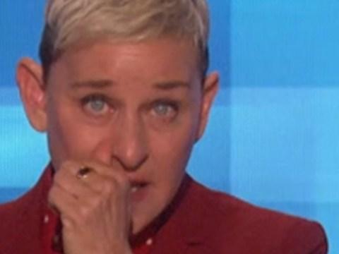 Ellen DeGeneres breaks down honouring friend Kobe Bryant during heartbreaking speech to open chat show: 'Life is short'
