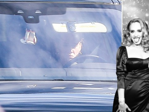 Adele heads to the gym after skipping the Grammys as she keeps up with health and fitness regime
