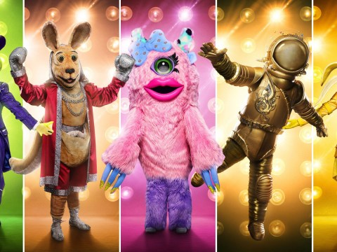 The Masked Singer US costume designer reveals wildest costumes yet – and drops hints about celebrities' identities