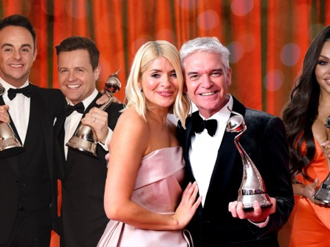 NTAs 2020: Full winners list as Holly Willoughby, Phillip Schofield and Ant and Dec continue winning streaks with top gongs