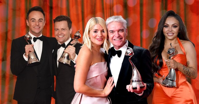 Caption: NTAs Winners List: Ant and Dec