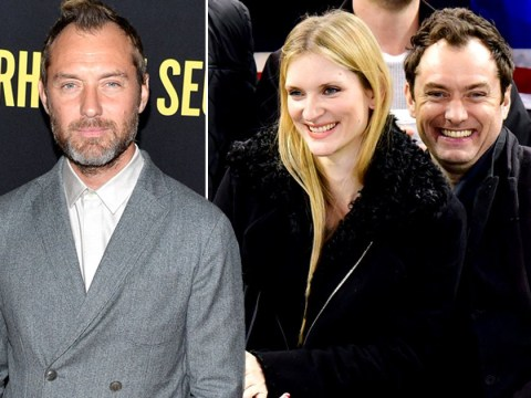Jude Law reveals he wants more children and says he's 'madly in love' with wife Phillipa Coan