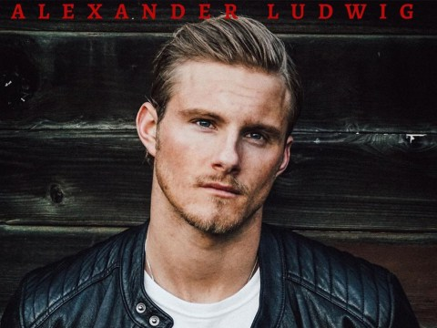 Vikings star Alexander Ludwig makes musical debut with soppy country love song