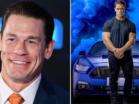 John Cena's Fast & Furious 9 character revealed in first pictures from F9