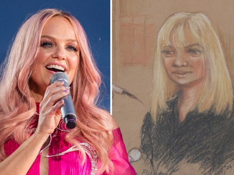 Emma Bunton's court sketch from 20 years ago when Spice Girls were hit with £1m bill after unsuccessful lawsuit is up for auction