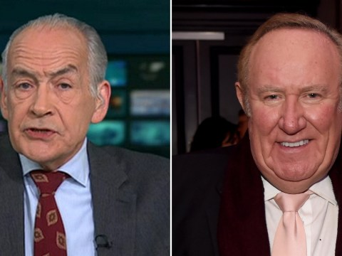 Andrew Neil reveals conspiracy theory behind Alastair Stewart scandal as he slams ITV in vicious rant