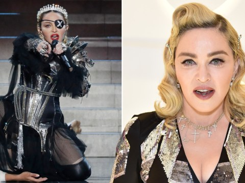 Madonna admits her old British accent makes her cringe: 'Why did you let me do that?!'